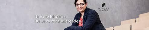 Stadtwerke Bad Windsheim Hochschul Jobbörse Hochschule Für Angewandte Wissenschaften