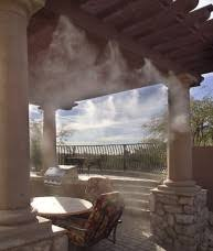 Misters For Patio by Patio Misting Systems And Mist Fans Misting Pros