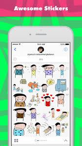 Stick Figure Memes Stickers By Johnnymcdonald1 By Mojilala - app shopper jiro stickers by piyanuch rattanamangkalanon stickers