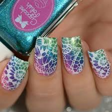 371 best nail stamping images on pinterest nail stamping beauty