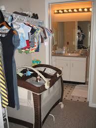 Baby S Closet Williams A Walk In Closet Or The Baby Room
