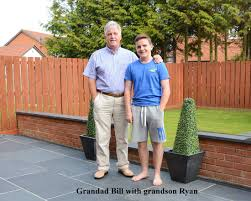 inspiring backyard transformation carried out by 3 generations