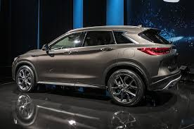 infiniti qx60 hybrid gone from 2019 infiniti qx50 pricing announced automobile magazine