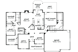 large home plans large ranch style house plans large ranch style house plans