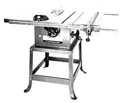 Ryobi Table Saw Manual Contractors Saw 10 Left Tilt Contractor Saw Cast Iron Model 10 201