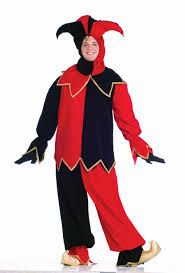 el zorro halloween costumes c853fn court jester red black renaissance harlequin scary