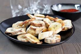 cuisiner la banane plantain bananes plantains épicées à l actifry maggi