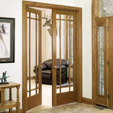 Install Interior Prehung Door by Easy Steps To Install Double French Doors Interior Ward Log Homes