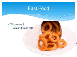 Eating On The Go Fast Food Alternatives Powerpoint And Handout Fast Food Ppt