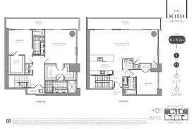7 Bedroom Floor Plans The Bond Floor Plans