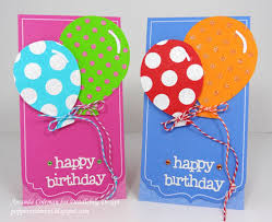 popper and mimi cas balloon birthday cards for girls and boys