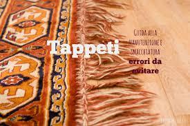 come lavare i tappeti persiani come pulire e smacchiare i tappeti persiani di con nodi