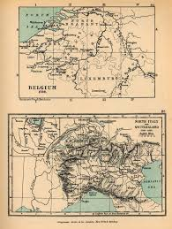 Map Of Switzerland And Italy by Nationmaster Maps Of Italy 60 In Total