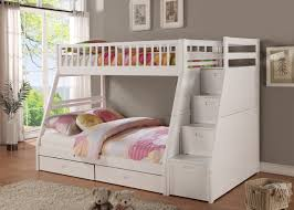 Stair Bunk Beds Esprit Dakota Bunk Bed With Staircase