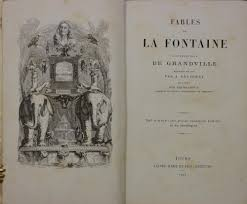 fontaine a eau design fables de la fontaine illustrations par grandville by la fontaine