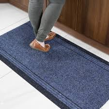 Blue Kitchen Rugs Kitchen Rugs Warmth U0026 Personality For Your Kitchen Kukoon