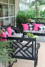 Front Porch Patio Furniture by Best 25 White Patio Furniture Ideas On Pinterest Outdoor