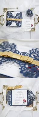 beauty and the beast wedding invitations 30 charming beauty and the beast inspired fairy tale wedding ideas