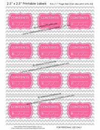 how to add your own text to printable labels plus free printable