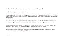 job resignation letter template microsoft word letter idea 2018