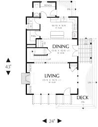 hull 8541 3 bedrooms and 2 baths the house designers