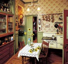 add charm with kitchen wallpaper old house restoration products
