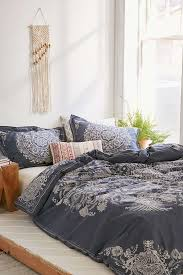 Floral Medallion Duvet Cover Twin Xl Bedding Urban Outfitters 8629
