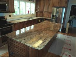 Kitchen No Backsplash by Granite Countertop Kitchen Countertops And Cabinet Combinations