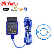 aqkey obd2tool pencil soldering iron t tip rubber cable for car