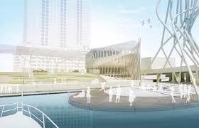 Westlake Reed Leskosky Master Plan Envisions Grand Design For Straz Center On Riverfront