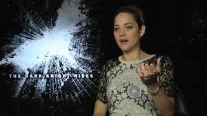 Marion Cotillard Vanity Fair Marion Cotillard Interview The Dark Knight Rises Empire