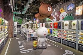 Line Store Line Store Brown And Cony