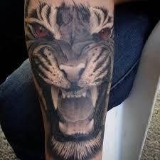 amazing tiger sleeve venice designs