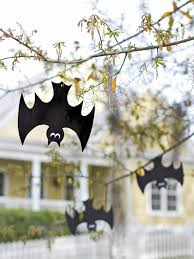 Halloween Flying Bats Halloween Bat Decorations Craft For Kids Hgtv