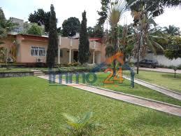 maison a louer 4 chambres kinshasa maison avec grand jardin à macagne