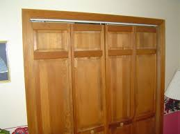 Wall To Wall Closet Doors Doors Awesome Replacing Closet Doors Closet Doors Sliding How To