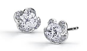 diamonds earrings maple leaf diamonds buy online beaverbrooks the jewellers