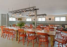 the restaurant at the mad river barn
