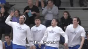 basketball bench celebrations d iii hoops team s bench celebrations are epic ny daily news