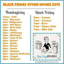 Lowes Hours Thanksgiving 2014 Black Friday Ads 2014 Black Friday Deals Black Friday