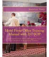Front Desk Manual Front Desk Hotel Training Manual Hostgarcia
