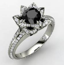 black engagement rings meaning black engagement ring meaning personal reading