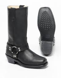womens xelement boots spirit womens chopper harness motorcycle boots by altimate size