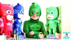 pj masks light plush toys