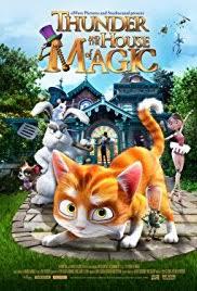 Seeking Trailer Vf Thunder And The House Of Magic 2013 Imdb