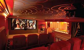 Houzz Media Room - 9 really cool retro home theaters u2039 quality audio video luxury