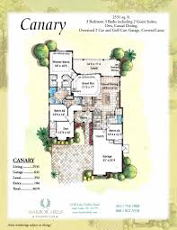 Country Club Floor Plans Canary Harbor Hills Country Club