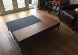 boconcept bureau boconcept chiva coffee table in robroyston glasgow gumtree