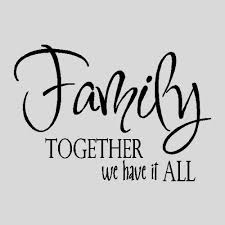 family wall quotes words sayings removable wall lettering 12