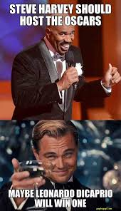 Funny Oscar Memes - funny memes about oscar 2017 ft steve harvey and leonardo dicaprio